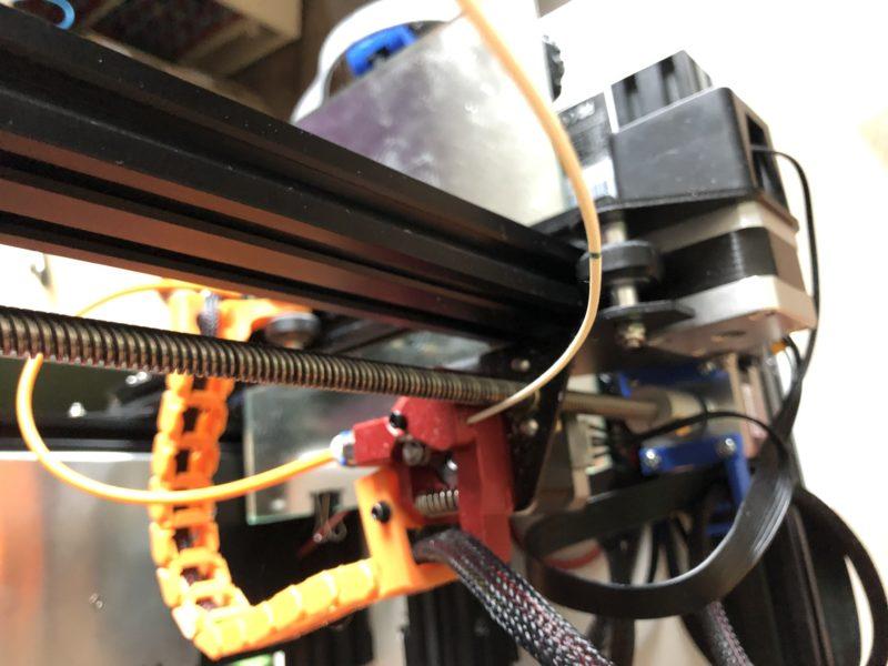 Kalibrace extruderu – vyladění množství vytlačovaného plastu