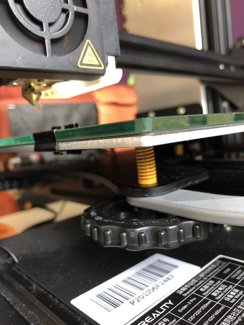 Ender 3 – další upgrade na mé 3D tiskárně