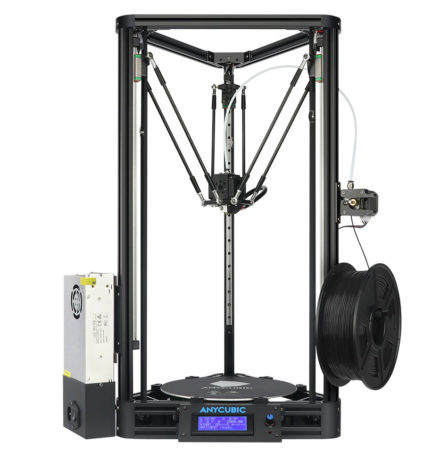 Anycubic Kossel Linear Plus – nový přírustek